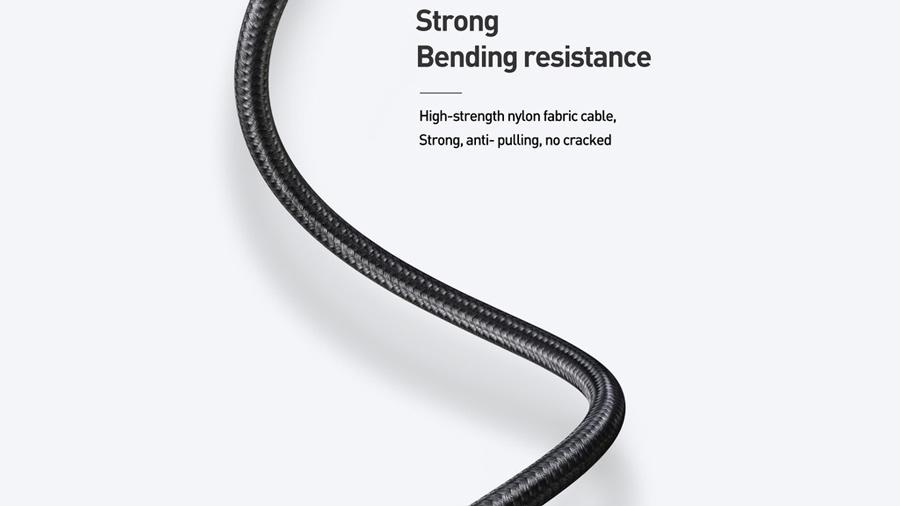 کابل شارژ و انتقال دیتا 1.2 متری لایتنینگ مک دودو MCDODO Data Cable For Lightning 1.2M CA-710 دارای کابل بادوام