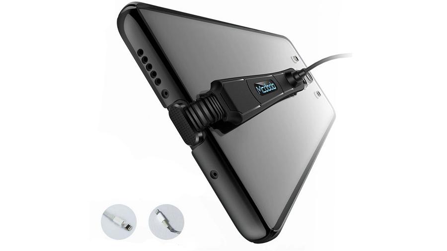 کابل شارژ و انتقال داده 1.5 متری تایپ سی مناسب گیمینگ مک دودو MCDODO Gaming Type-C Charging Cable 1.5M CH-490 دارای طراحی مهندسی شده