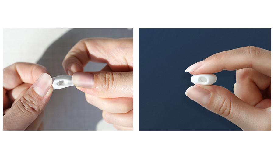 سیلیکون با کیفیت استفاده شده در سری هندزفری USAMS