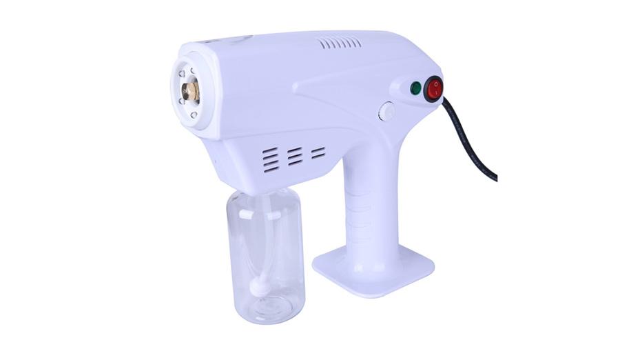 دستگاه هیدروژن رسان پوست و مو بلوری آنیون Blu-Ray Anion Nano Spray Gun