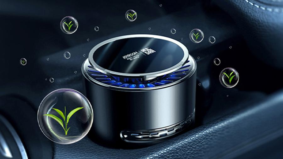 تصفیه کننده و خوشبو کننده هوای خودرو جویروم Joyroom Car Aromatherapy Diffuser دارای قدرت تصفیه بالا