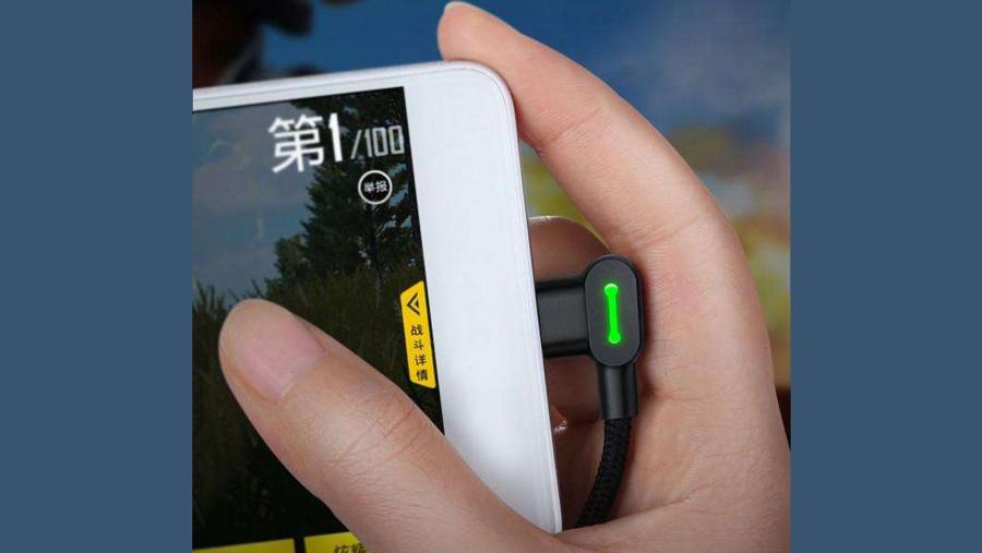 کابل شارژ و انتقال داده میکرو یو اس بی مک دودو MCDODO CA-577 90 Light MicroUSB 1.8M  دارای طراحی منحصر به فرد