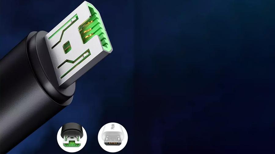 کابل شارژ سریع و انتقال داده میکرو یو اس بی مک دودو MCDODO Super Charge Micro USB 1.2M CA-7110 کانکتور میکرو یو اس بی منحصر به فرد