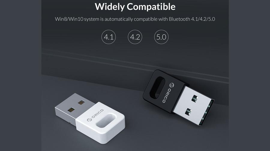 دانگل بلوتوث اوریکو Orico USB External Bluetooth Adapter BT-409 سازگار با انواع نسخه های بلوتوث