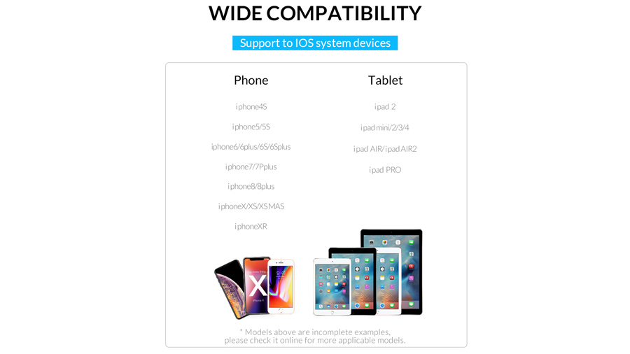 سازگاری با محصولات اپل توسط مبدل یو اس بی به HDMI اوریکو Orico USB to HDMI Adapter PE-P1
