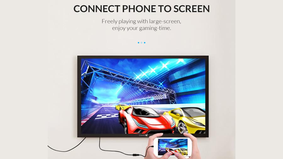 تجربه لذت بازی درنمایشگر بزرگتر توسط مبدل یو اس بی به HDMI اوریکو Orico USB to HDMI Adapter PE-P1