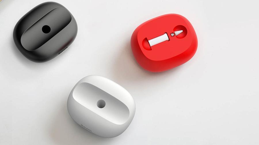 نگهدارنده قلم اپل بیسوس baseus Apple Pencil Silicone holder دارای کیفیت مطلوب