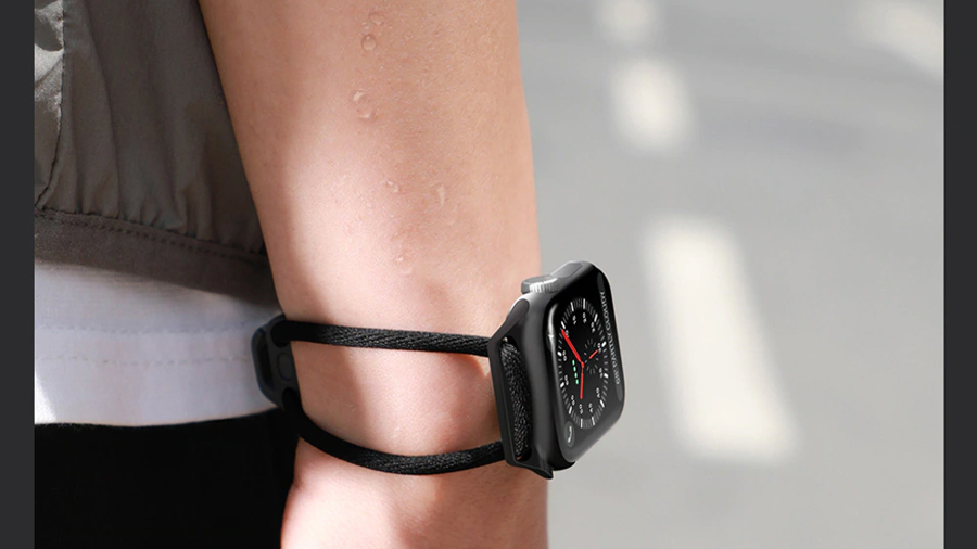 بند طنابی اپل واچ بیسوس Baseus Lets go Apple Watch Lockable Rope Strap مناسب تمامی سایز ها