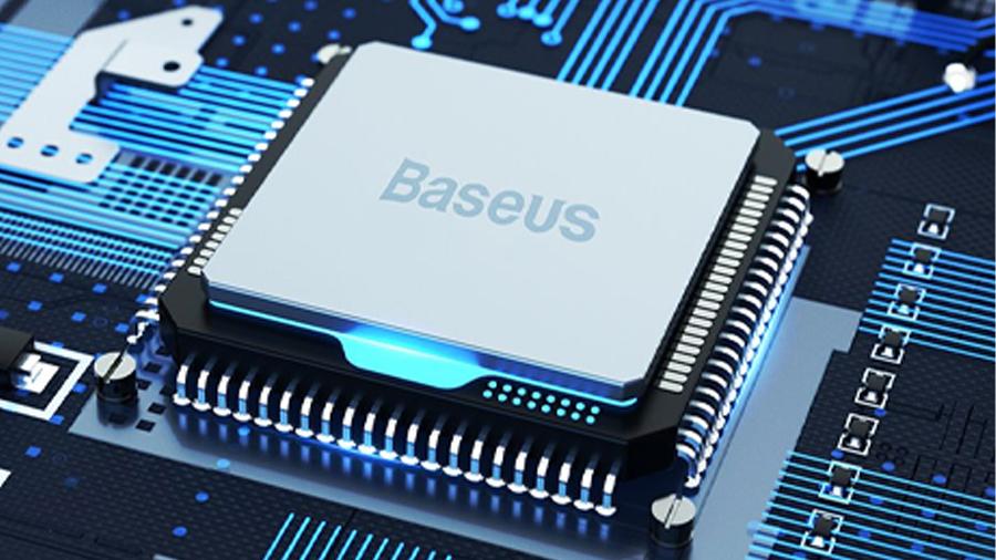 دسته بازی تکی مخصوص موبایل بیسوس Baseus GAMO Mobile Game One-Handed Gamepad دارای تراشه کنترل