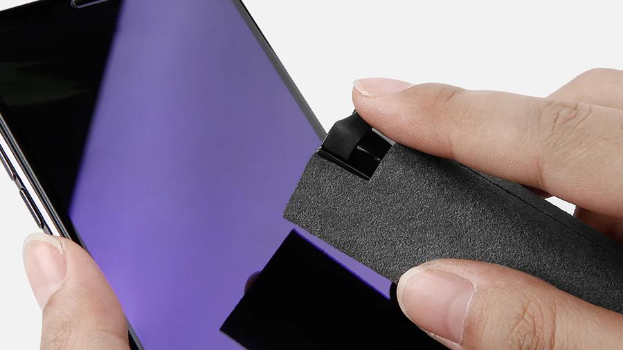 اسپری پاک کننده صفحه نمایش بیسوس Baseus One-Piece Screen Cleaner Set بی نیاز به دستمال پاک کننده
