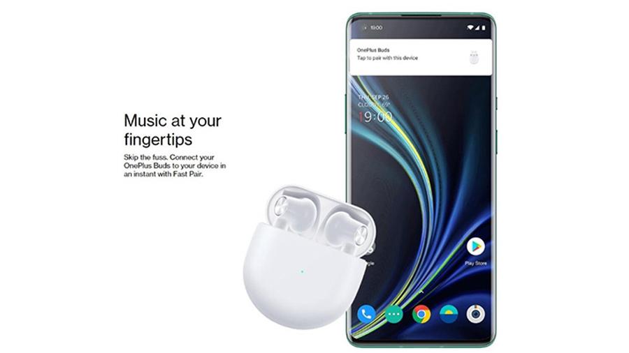 هندزفری بلوتوث وانپلاس OnePlus Buds Bluetooth Handsfree E501A دارای نسخه 5 بلوتوث