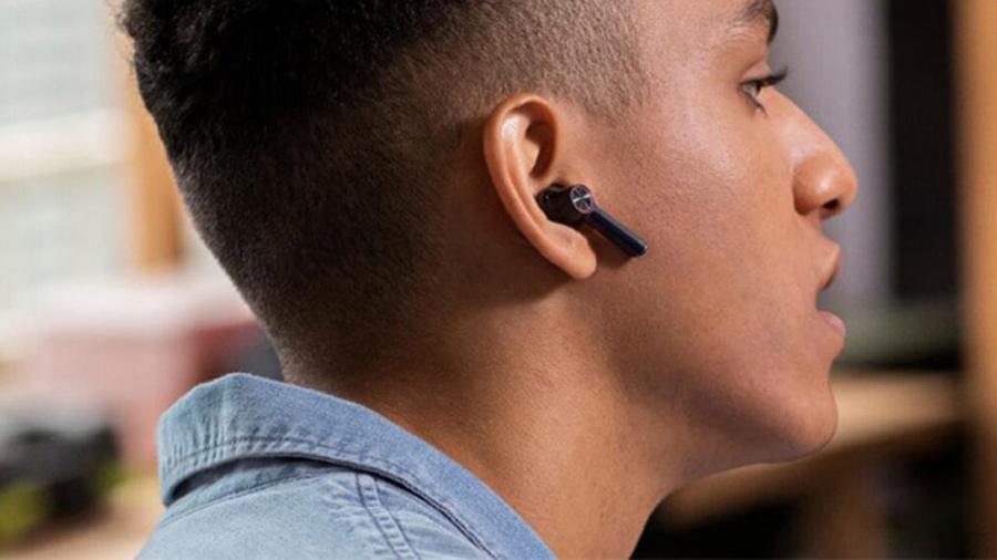 هندزفری بلوتوث وانپلاس OnePlus Buds Bluetooth Handsfree E501A دارای قابلیت حذف نویز