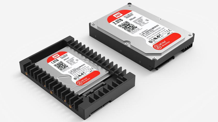 کدی هارد 2.5 اینچ به 3.5 اینچ اوریکو Orico 1125SS مشابه هارد درایو 3.5 اینچی