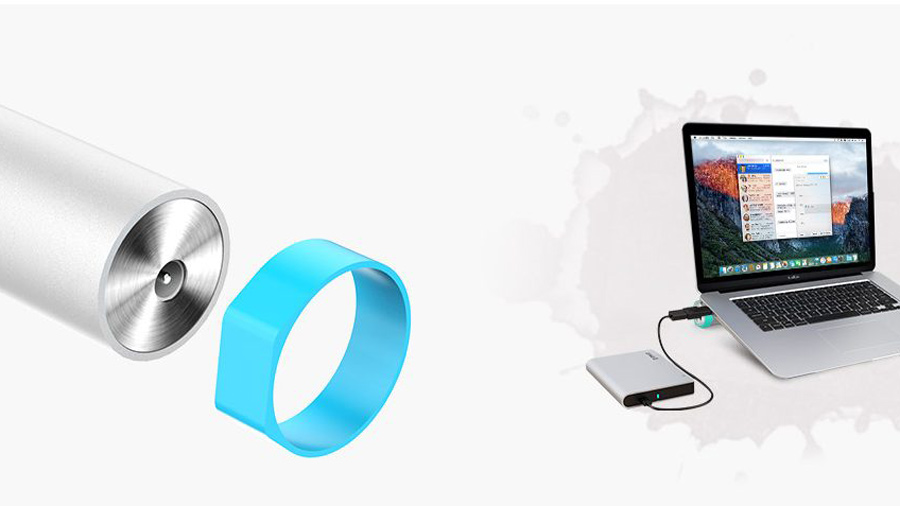 هاب 7 پورت یو اس بی اوریکو Orico ARH7-U3 7 Port USB3.0 Hub قابلیت استفاده بعنوان استند
