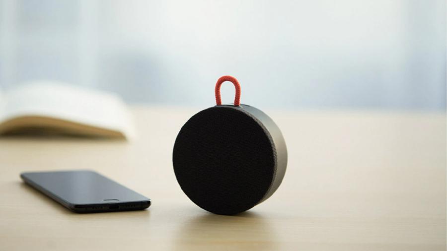 اسپیکر بلوتوث قابل حمل شیائومی Xiaomi Mi Outdoor Bluetooth Speaker mini عمر باتری باال