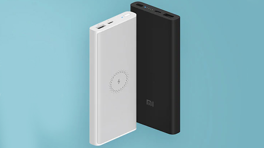 پاوربانک 10000 میلی آمپر همراه با شارژ بیسیم شیائومی Xiaomi Mi Wireless Power Bank 10000 mAh