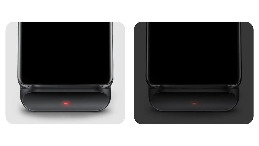 شارژر بیسیم سامسونگ Samsung EP-n3300 Wireless Charger Convertible دارای نشانگر ال ای دی
