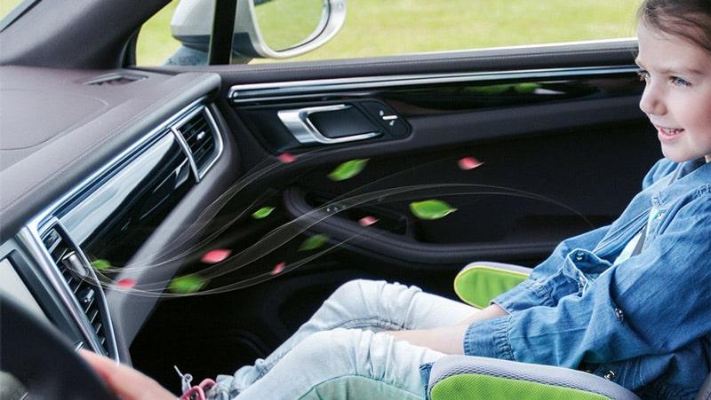 خوش بوکننده هوا بیسوس داخل ماشین