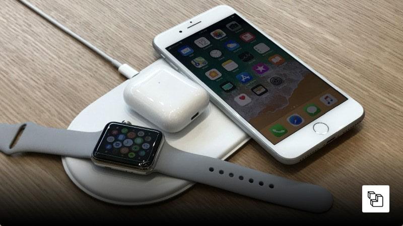 شارژر بی سیم گوشی های بدون جک هدفون