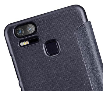 کیف نیلکین ایسوس Nillkin Sparkle Leather Case Asus Zenfone 3 Zoom ZE553KL