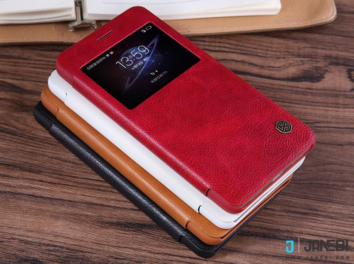 کیف چرمی نیلکین گوشی هوآوی هانر وی 8