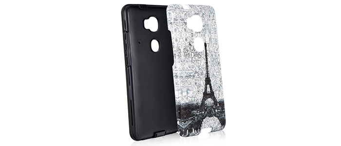 قاب محافظ هواوی طرح برج ایفل Mobile Case Huawei honor 5X