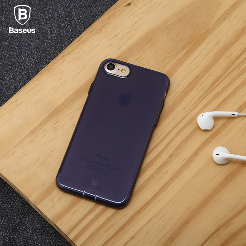 محافظ ژله ای آیفون Baseus Super Slim Case Apple iPhone 7