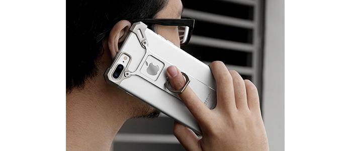 قاب محافظ نیلکین آیفون NILLKIN Barde Metal Case iPhone 7 Plus