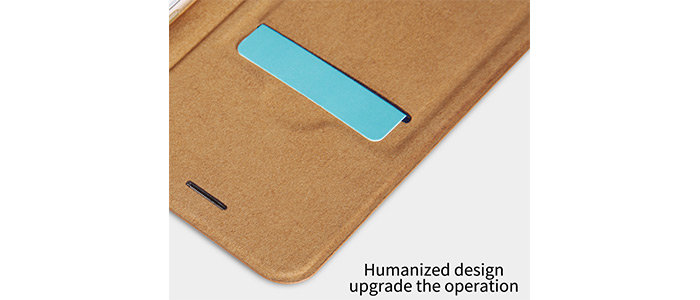 کیف چرمی نیلکین آیفون Nillkin Qin Leather Case iPhone 7 Plus