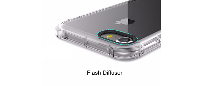 محافظ ژله ای راک آیفون Rock Fence Series Case iPhone 7