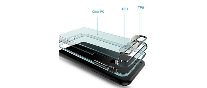 قاب محافظ راک آیفون Rock Light Tube Series Case iPhone 7