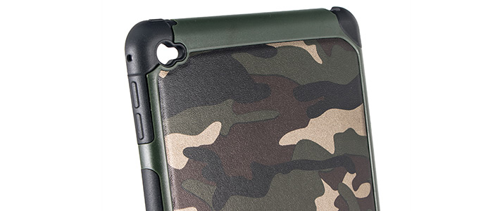 قاب محافظ ارتشی آیفون Umko War Case Camo Series Apple ipad mini 4
