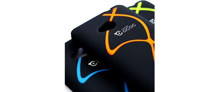 قاب ژله ای نئو مایکروسافت لومیا Cococ Microsoft Lumia 640 Cover