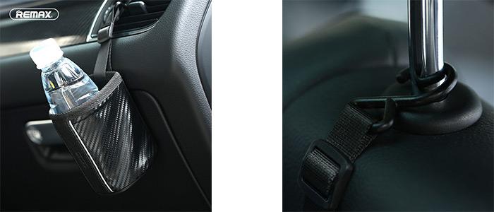 کیف داخل ماشین ریمکس Remax CS-01 Car Seat Storage Bag