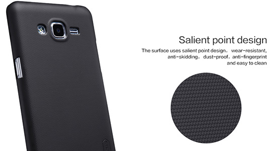 قاب محافظ نیلکین سامسونگ Nillkin Frosted Shield Case Samsung Galaxy J2 Prime