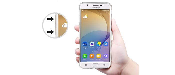 محافظ ژله ای نیلکین سامسونگ Nillkin Nature TPU Case Samsung On 5 2016