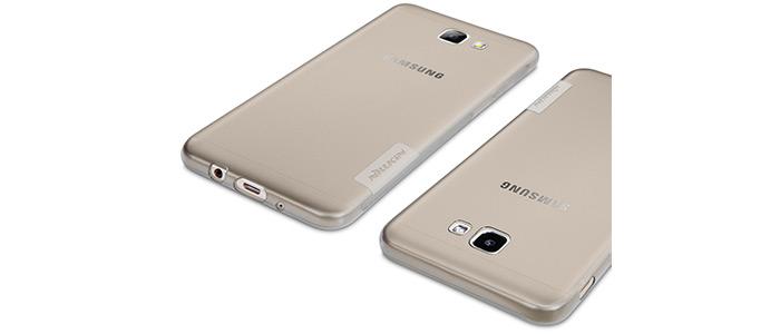 محافظ ژله ای نیلکین سامسونگ Nillkin Nature TPU Case Samsung On7 2016