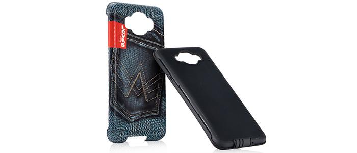 قاب محافظ گوشی سامسونگ طرح جین Mobile Case Samsung J7 2016
