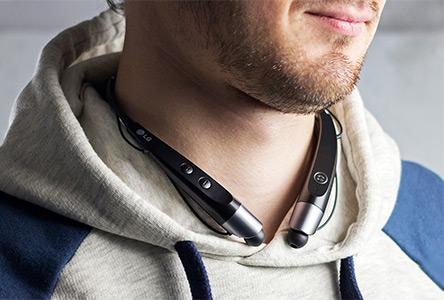 هدست بلوتوث ال جی LG Tone+ HBS 500 Bluetooth Headset