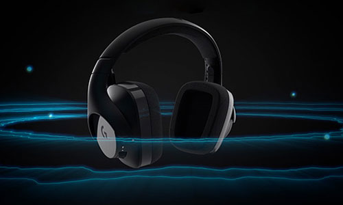 هدست بازی لاجیتک Logitech G533 Surround Sound Gaming Headset