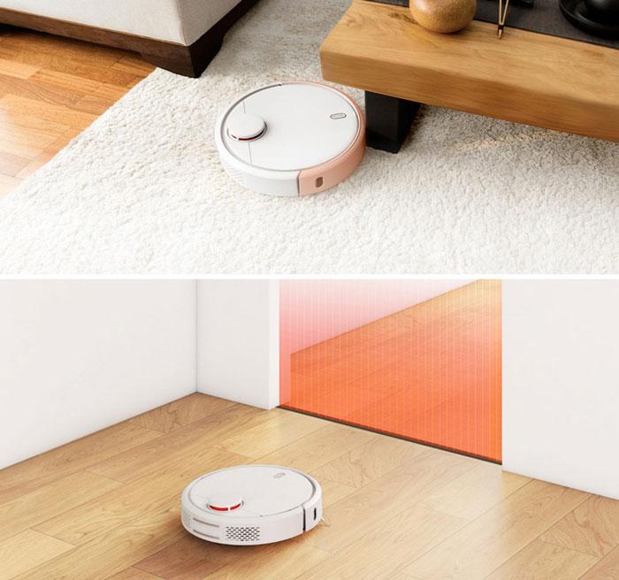 جارو برقی رباتیک شیائومی Xiaomi Mi robot vacuum