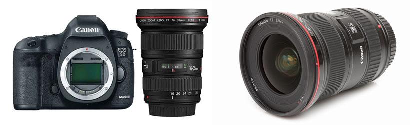 لنز کانن مدل EF 16-35mm f/2.8L II USM