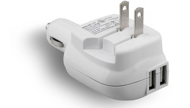 شارژر فندکی نزتک مناسب برای همه محیط ها Naztech N321