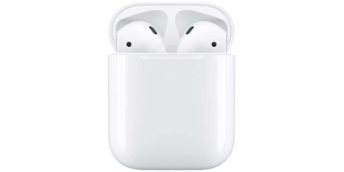ایرپادز اپل Apple AirPods with Wireless Charging Case