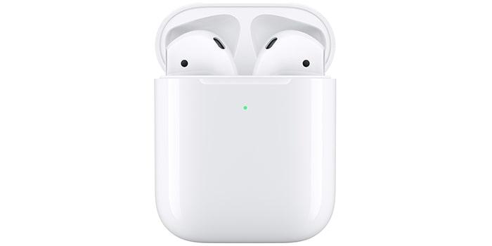 ایرپادز اپل Apple AirPods with Wireless Charging Case