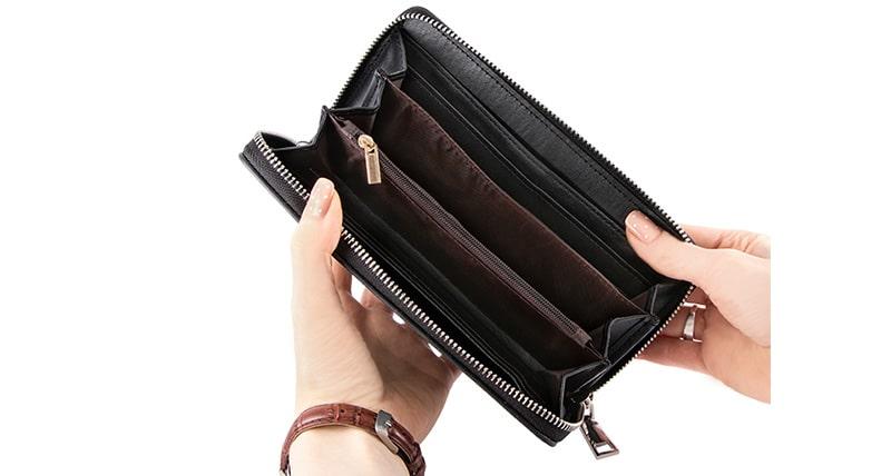 کیف چرمی چند منظوره