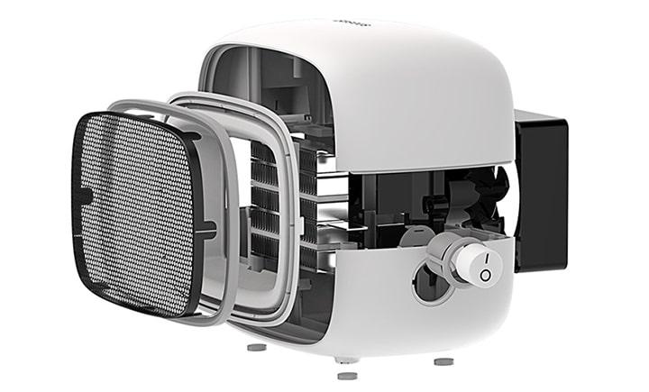 گرم کننده برقی بیسوس Baseus Warm Little
