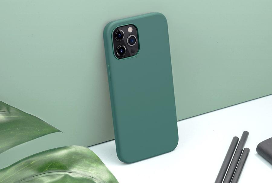 کاور سیلیکونی iphone 12 pro max