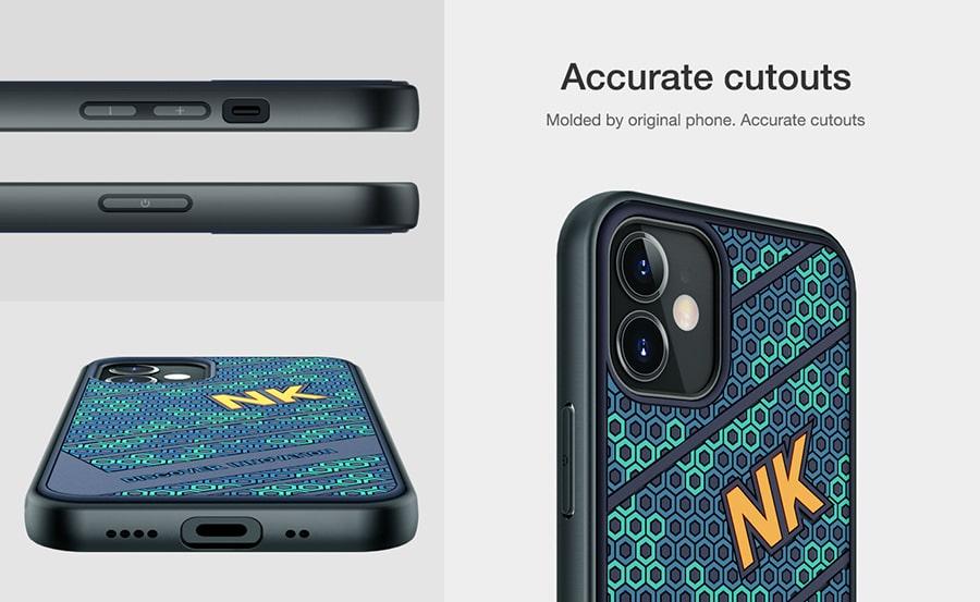 کاور طرحدار iphone 12 mini