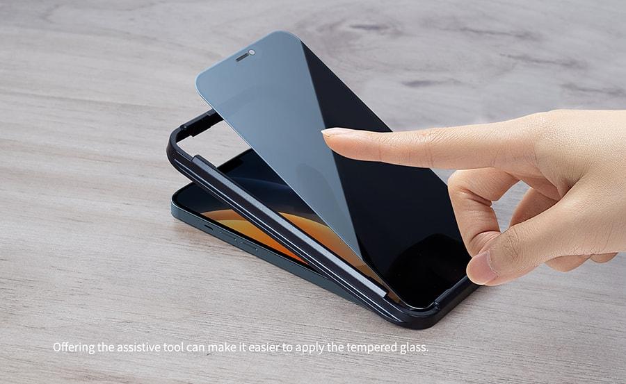گلس حریم شخصی iphone 12 mini
